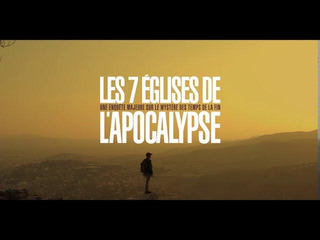 Les 7 églises de l'Apocalypse Trailer 2020 HD