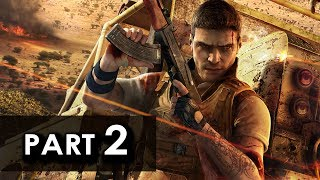 Far Cry 2 - Walkthrough Part 2 - Let's Play [Gameplay & Commentary] [Xbox 360]