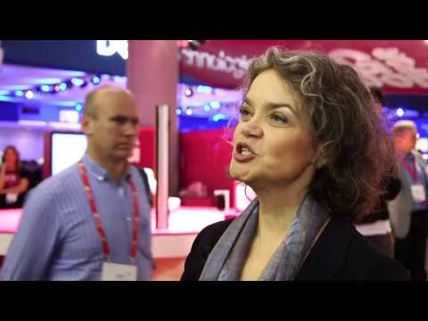 Interview with Deutsche Telekom's Claudia Nemat