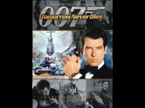 James Bond 007 - Tomorrow Never Dies Soundtrack