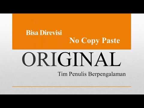 Jasa Konten Artikel Bahasa Indonesia Untuk Perusahaan