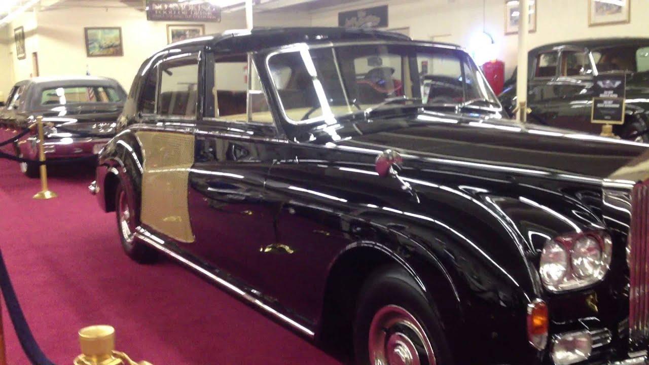 1960 Rolls Royce Phantom V James Young Sedanca Deville