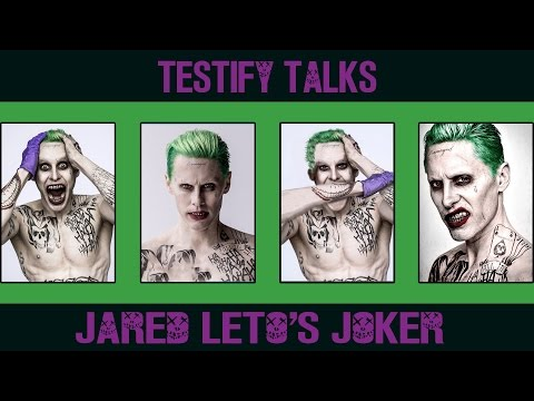 Testify Talks: Jared Leto's Joker | Good or Bad?