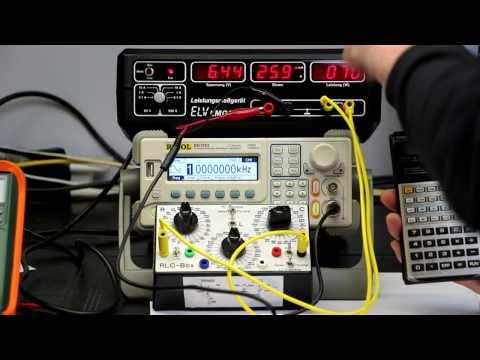 True-RMS Measurement Pt.3: RMS-Power