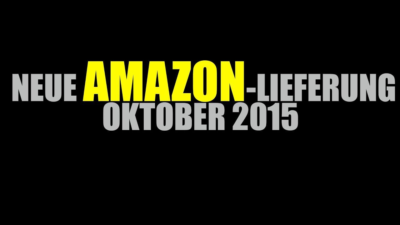 Amazon Oktober