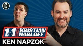 Ken Napzok Interview - 1 on 1 with Kristian Harloff
