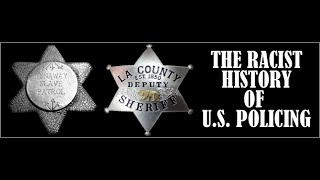Law enforcement originated from slave patrols, during our enslavement thumbnail