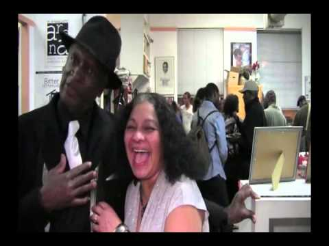 """Robey Theatre Company -- Presents: """"Anna Lucasta"""" a Stage Play 2012 - Interviews"""