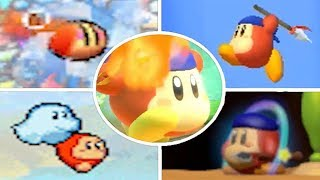 Evolution of Playable Waddle Dee in Kirby Games (2005 - 2018)