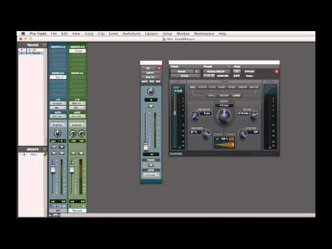 Using Send & Return Effects in Pro Tools