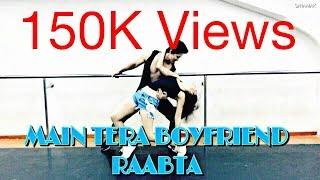 Main Tera Boyfriend Song | Raabta | Dance Cover | Sarang & Sweekrity Choreography