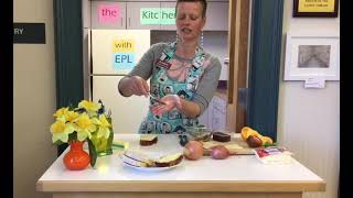 In the Kitchen With EPL- Great Grilled Cheese