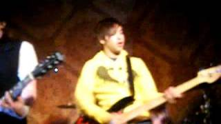 Fall Out Boy - Grenade Jumper 11/7/08