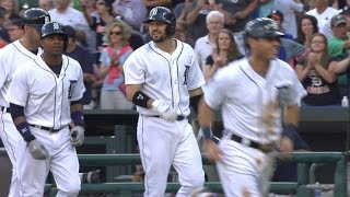 7/22/15: Tigers top Mariners with eight-run inning