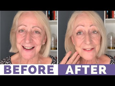 My Shine and Sparkle Makeup for Older Women Tutorial (Just in Time for Summer!) thumbnail