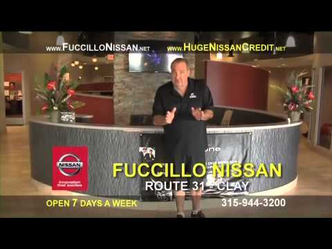 Fuccillo Nissan Clay >> Fuccillo Nissan 50 Inch Tv With Every Car August 2013