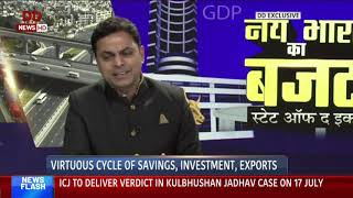 Budget of New India: An interaction with Chief Economic Advisor K.v. Subramanian
