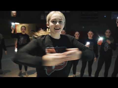 Bountiful High School Mandonelles Hype Video.