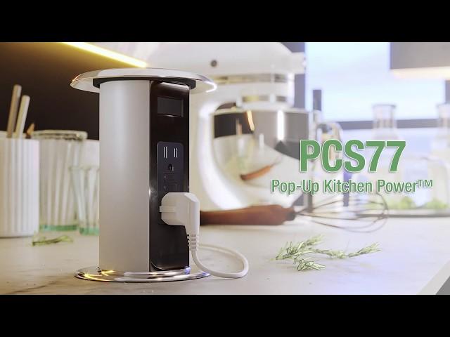 Superieur Doug Mockett Company Inc. Pop Up Kitchen Power Grommet From Mockett Pcs77