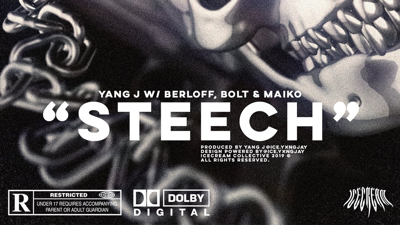 STEECH FREESTYLE** (ft. YANG J, BERLOFF, THE BOLT, MAIKO )