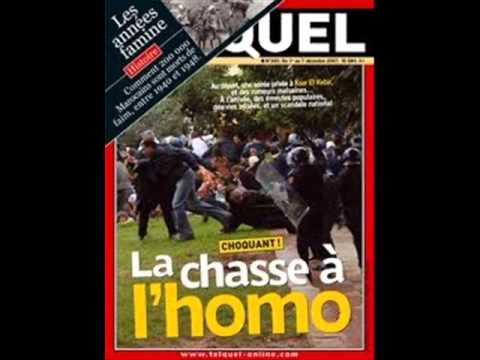 MAROC ALGERIE  Les alaouites Les revolutions Les trahisons   المغرب الجزائر