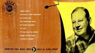 Burl Ives - 09 - Cowboy's Lament
