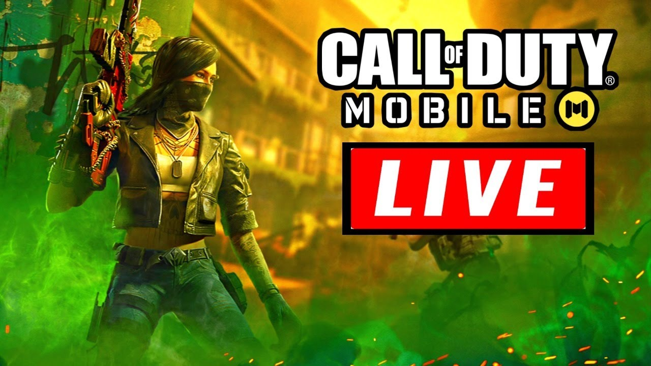 CALL OF DUTY MOBILE SOLO vs SQUAD GAMEPLAY | COD MOBILE LIVE STREAM