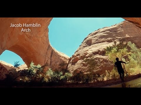 Vlog 05- Escalante Staircase Hike - Hamblin Arch (May 27, 2017)