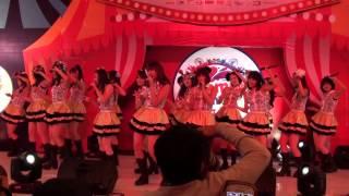 [FANCAM] JKT48 - Kokoro No Placard at Family Fun Fair 161114