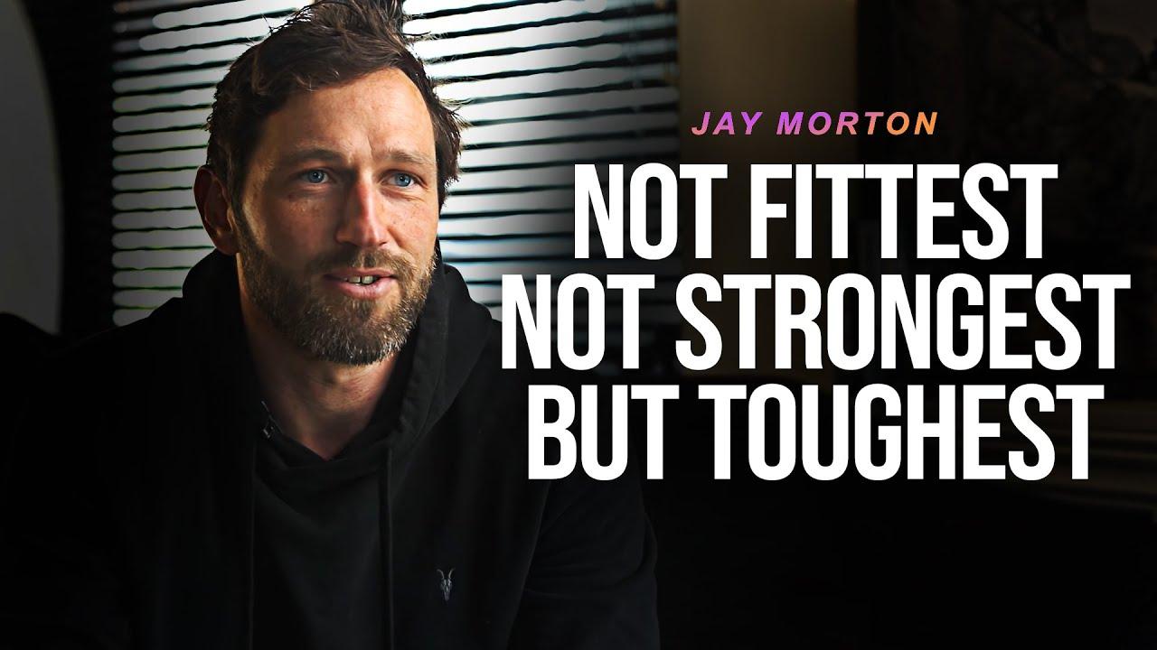 Mindset Beats Fitness & Strength | JAY MORTON - Life Advice!