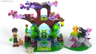Lego Elves - Farran & The Crystal Hollow Reviewed! Set 41076
