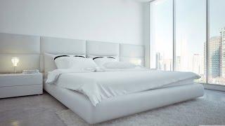 видео Дизайн белой спальни