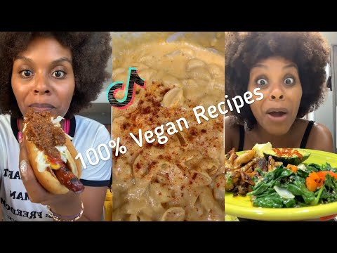Simple Vegan Recipes From Tabitha Brown on Tiktok