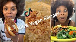 Simple Vegan Recipes From Tabitha Brown on Tiktok