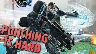 Punching Things is Hard [#24] - XCOM 2 War of the Chosen Modded Legend