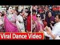 Nita Ambani Dances with Shahrukh Khan during the Baraat of Akash Ambani Grand Wedding   Viral Video