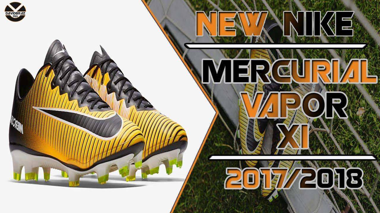 16d1cc5f7 ... aliexpress pes 2013 new boots u2022 nike mercurial vapor xi u2022 2017  2018 u2022 hd acfc7