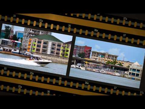 Lagos Waterfront - A Photographic Journey of 5 Cowry Creek.