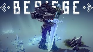 One of Draegast's most viewed videos: Besiege Best Creations - AMAZING Bipedal Walker, Army of Knights & More!
