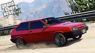 GTA 5 Mods : ВАЗ 2108 - ВОСЬМЕРКА