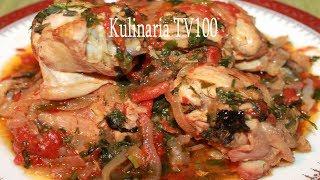 Вкусное Чахохбили из Курицы Как Готовить Чахохбили Рецепты из Курицы