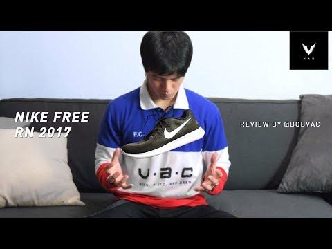 3a69f9eabd4 NIKE FREE RN 2017 [Review] (Thai)