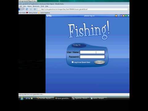 Gaia Fish Hack (PLUS LINK)