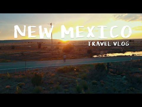 TEXAS TO NEW MEXICO TRAVEL VLOG   EPIC NATURE AWAITS   VLOG 126