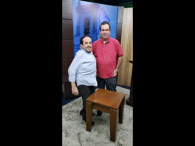 Entrevista para TV Litoral News de Cabo Frio | Paulo Ganime | Sidnei Marinho