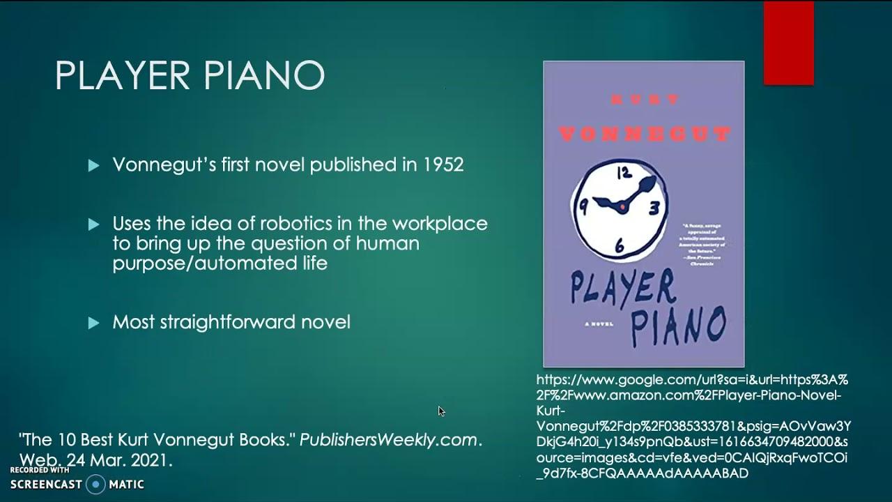 The Life of Kurt Vonnegut Jr.