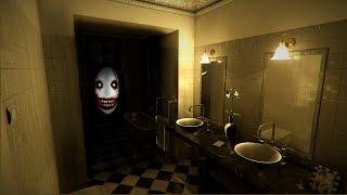 【逃げろ!】バスルームから逃げないとバケモノに食われるホラーゲーム - 【実況…