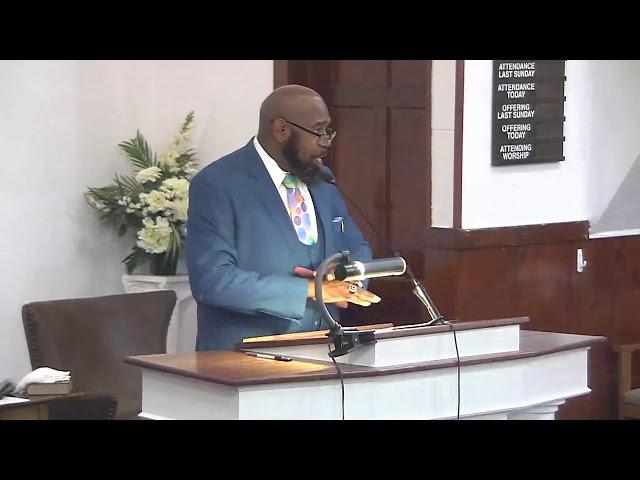 04-02-2021 - Good Friday Service - Pastor Kevin T. Daniels, Sr.