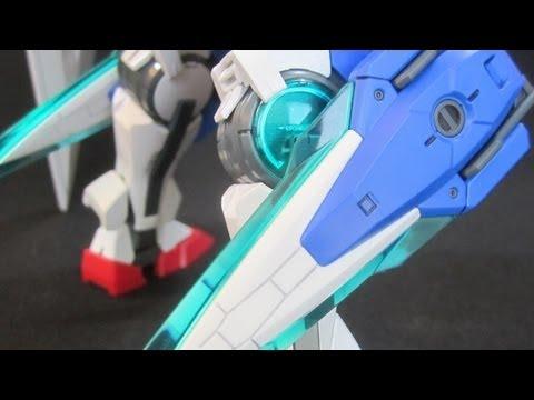 MG 00 Gundam Seven Sword /G (Part 3: Weapons) 00 gunpla model review