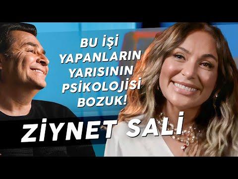 """ZİYNET SALİ """"JENNİFER LOPEZ'E BENZEMEMEK İÇİN UĞRAŞIYORUM!"""""""
